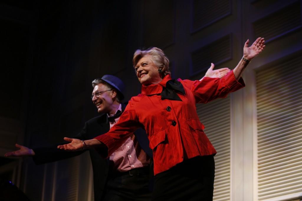 Equity Lifetime Achievement Award, Her Majesties Theatre, Melbourne