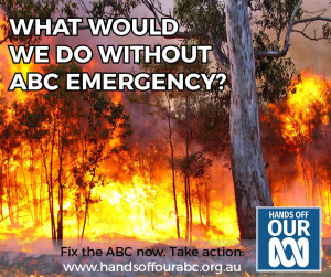bushfire meme