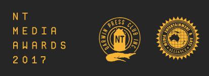 NT media awards banner