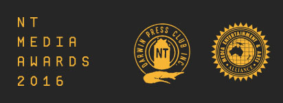 NT Media Awards logo