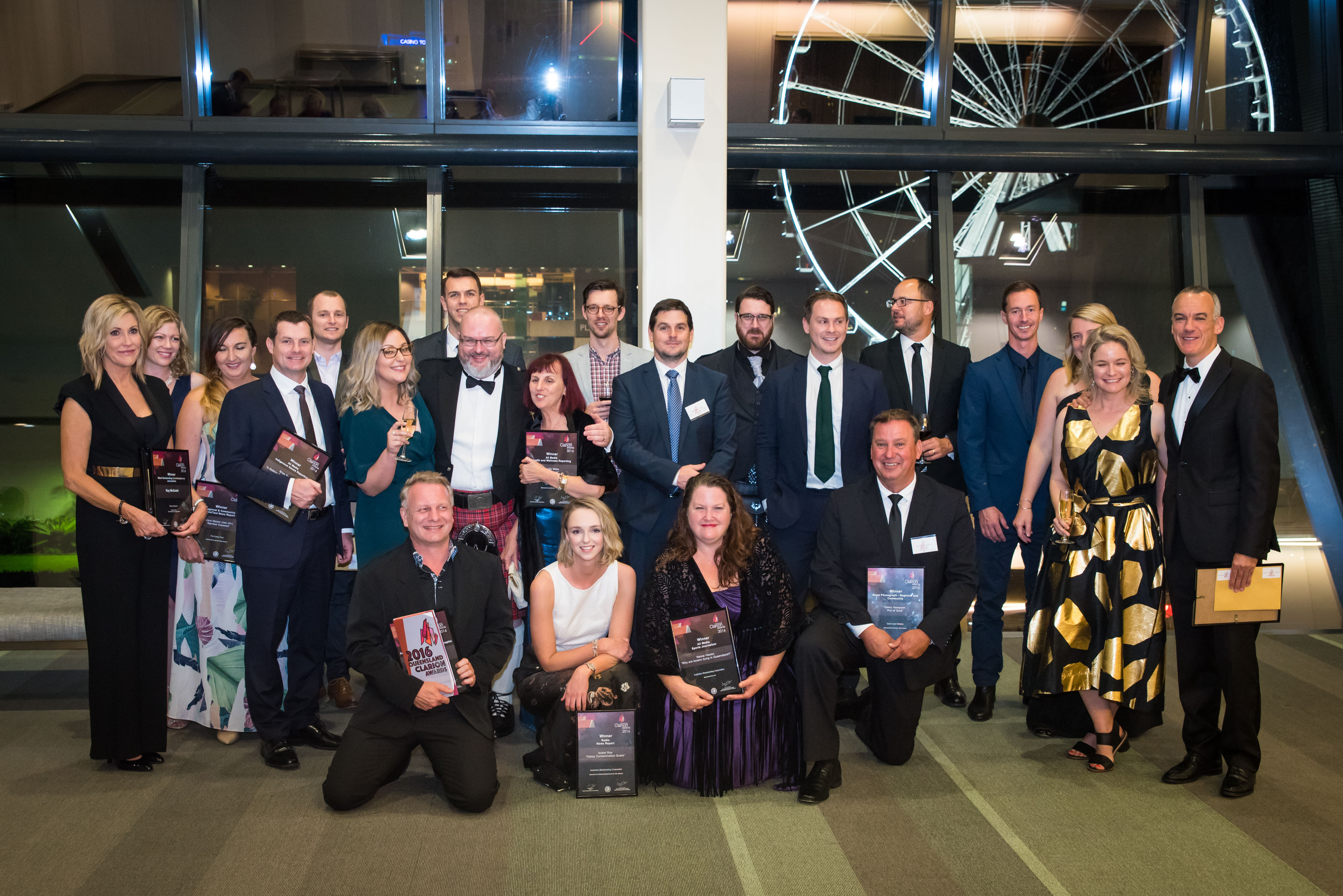 2016 Awards. Finalists and Winners; Gallery