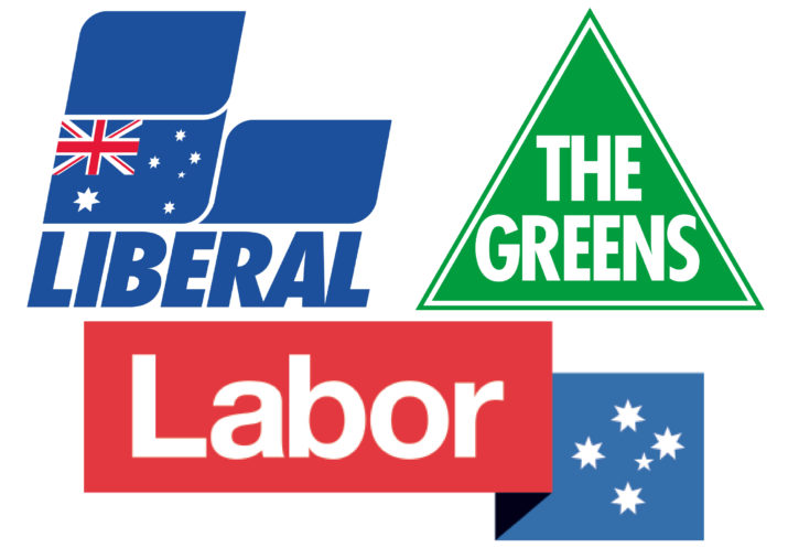 Image result for labor liberal greens