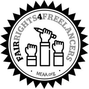 Fair Rights for Freelancers logo