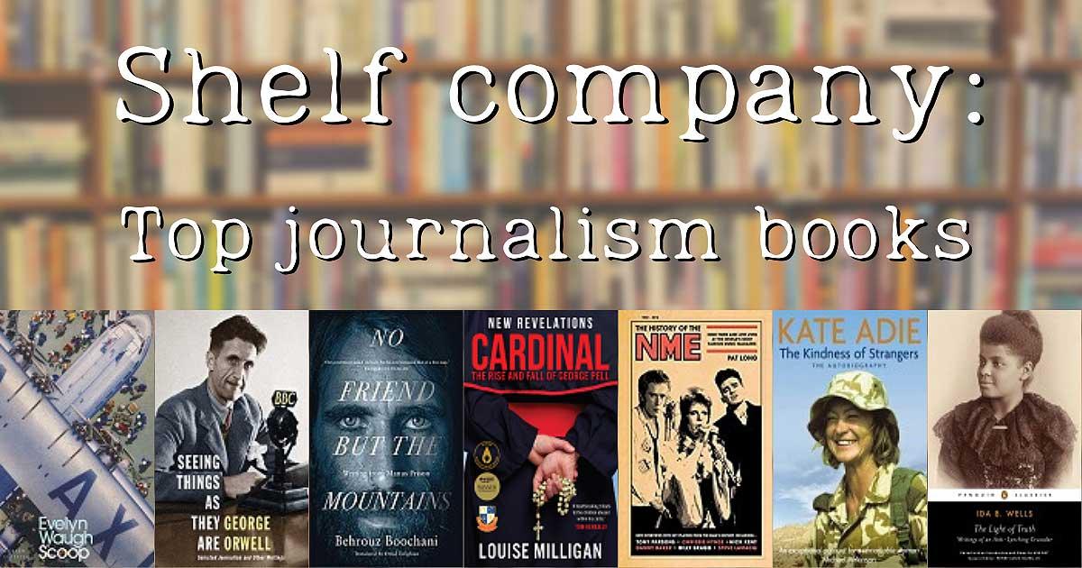 Top journalism books